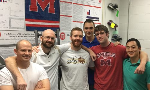 #OleMissMuscle Studies Ways to Optimize Results from Workouts