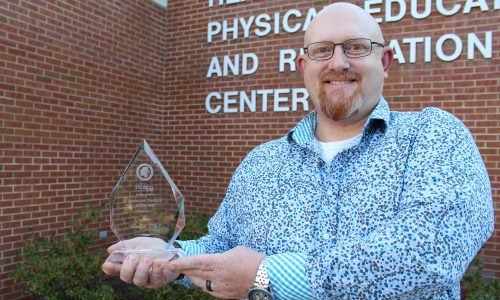 Applied Sciences Faculty Member Named Recreation Therapist of the Year