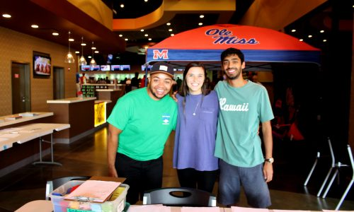 UM Students Help Special Olympics Athletes