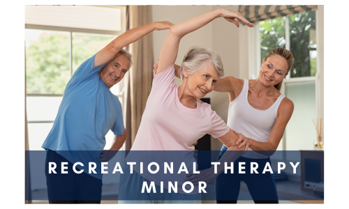 Featured Program: NEW Recreational Therapy Minor
