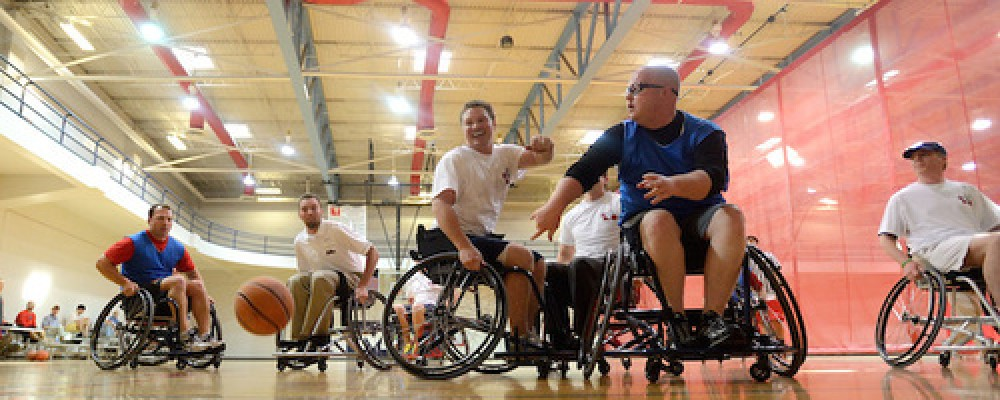 WheelChair Bball