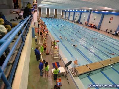 Rebelman Sprint Triathlon (Swim)