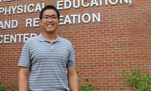 Graduate Student Honored for Health Analytics Work