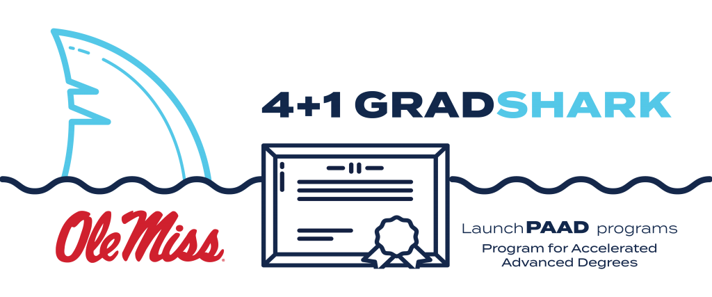 4+1 GRADSHARK PROGRAMS
